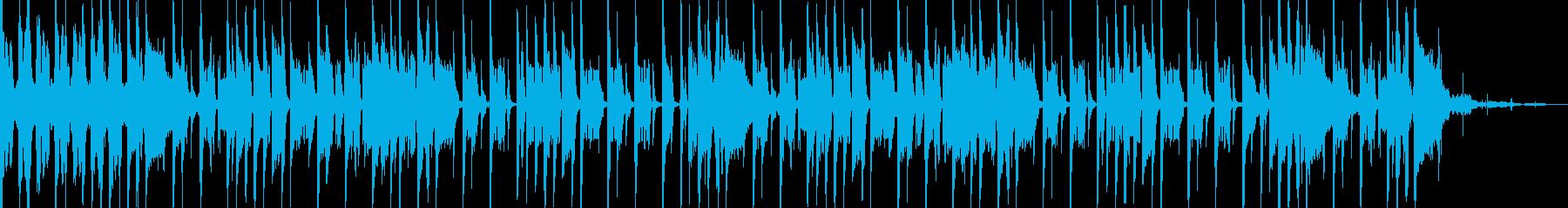 ファンファーレ+ヒップホップレゲエのんの再生済みの波形