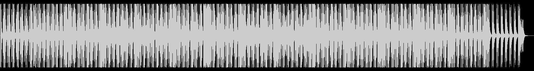 タンゴ(モダンなエレクトロ風)の未再生の波形