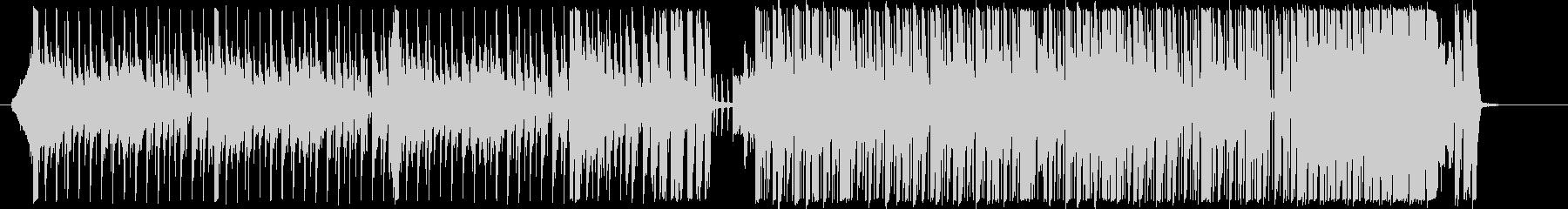 イベント オープニング EDMの未再生の波形