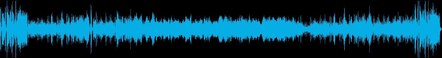民族音楽・中近東+インド+中国+西洋の再生済みの波形