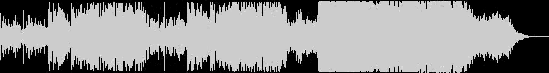 古楽器メインの不思議かわいいBGMの未再生の波形