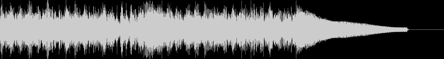 カントリー風ギターイントロ−07Iの未再生の波形