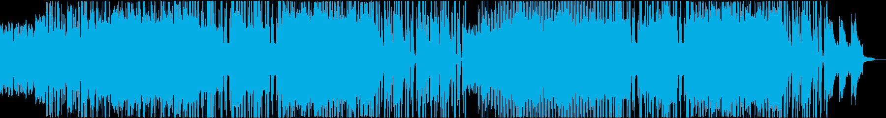 荘厳で難解なゲームミュージックの再生済みの波形