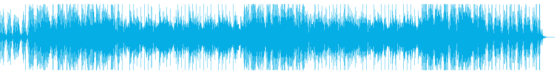 OddMachineの再生済みの波形