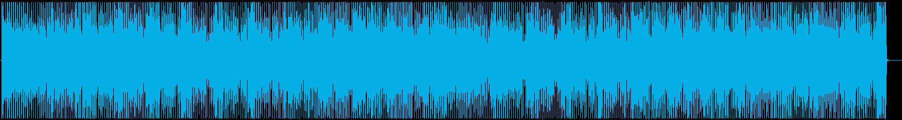レゲエ  太陽サンサンの再生済みの波形