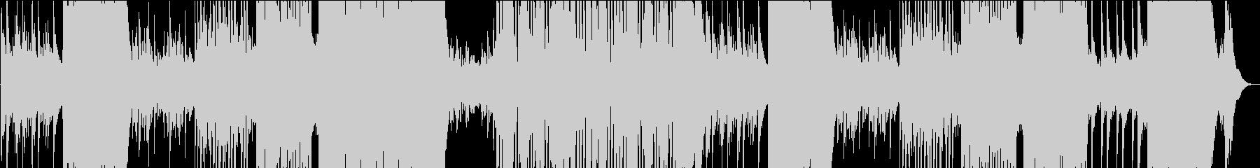 和風琴で奏でるゆったりFutur R&Bの未再生の波形