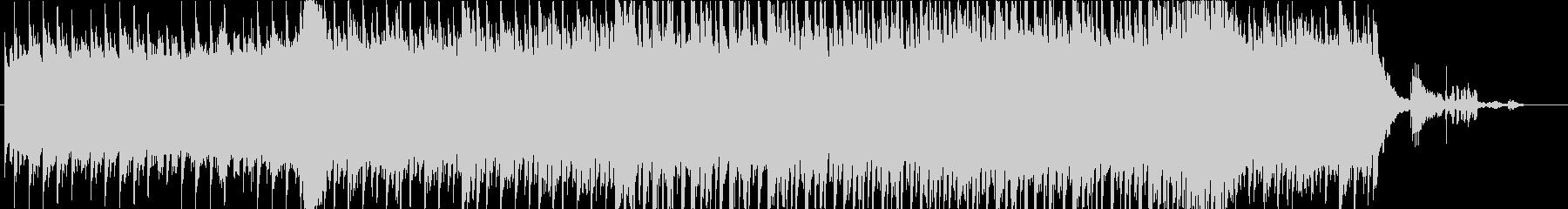 森で聞きたいわくわくするハープメインの曲の未再生の波形