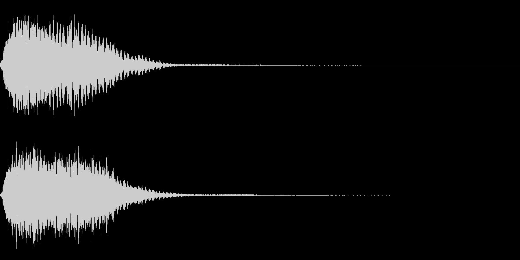 魔法21(回復・光・防御・補助系)の未再生の波形