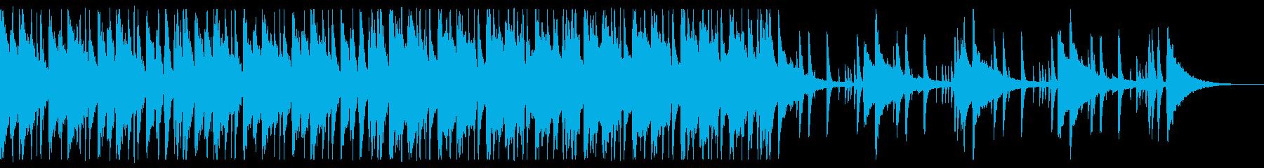 懐かしい雰囲気のチルR&B_5の再生済みの波形