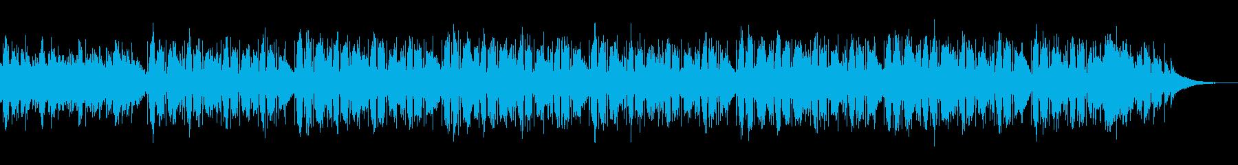 静かで悲しげなチル・ヒップホップの再生済みの波形
