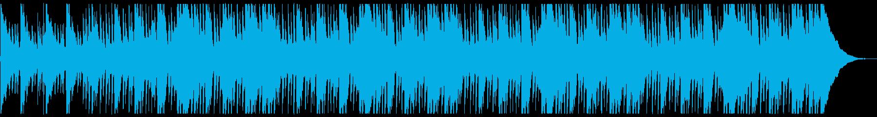 カントリー調、ほのぼのYouTube向きの再生済みの波形