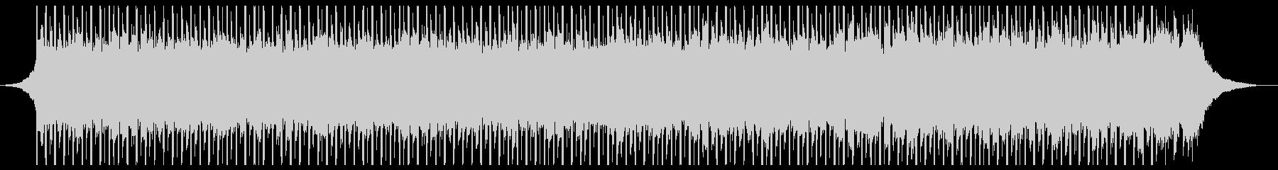コーポレート・アップビート(中)の未再生の波形