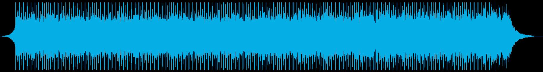 コーポレート・アップビート(中)の再生済みの波形