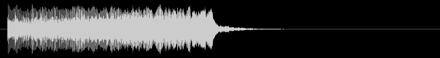 8bitパワーup-01-1_revの未再生の波形