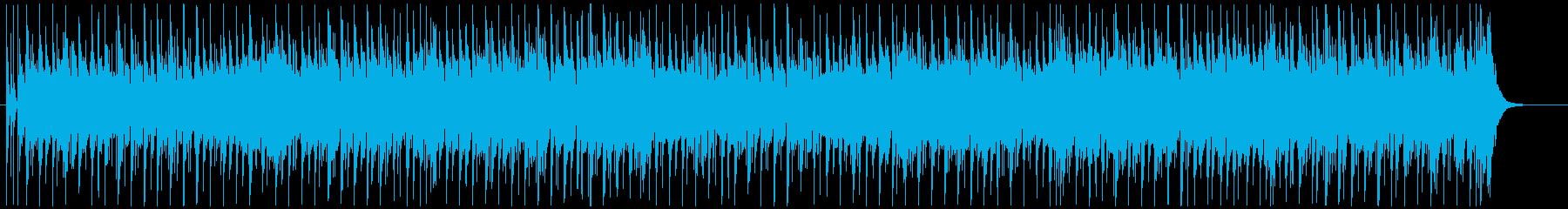 グロッケンシュピールでほっこりと優しく♪の再生済みの波形