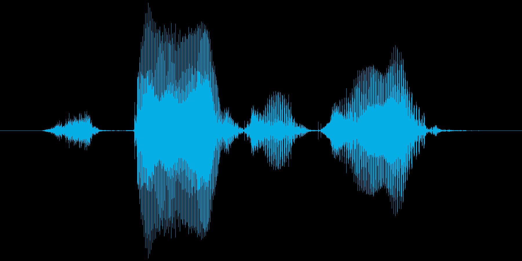 ステージ10(じゅう)の再生済みの波形