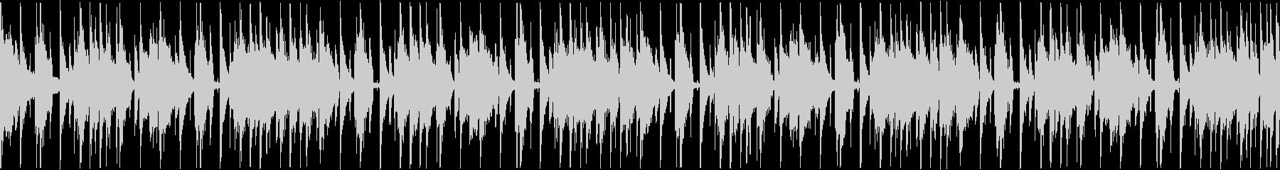 TikTok ノリノリ ファンク ループの未再生の波形