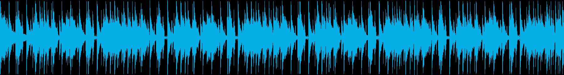 TikTok ノリノリ ファンク ループの再生済みの波形