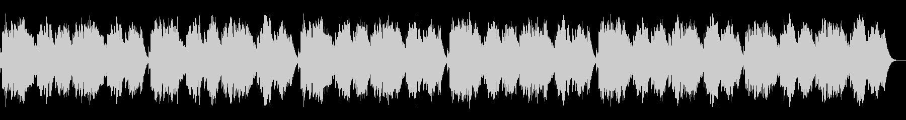 蛍の光 / オルゴール版の未再生の波形