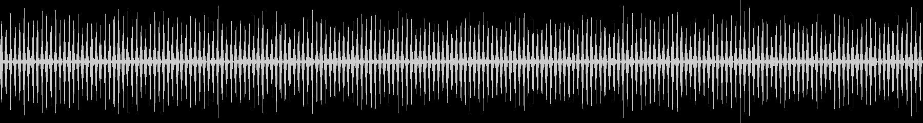 ループ再生可!映画風のヘリコプター効果音の未再生の波形