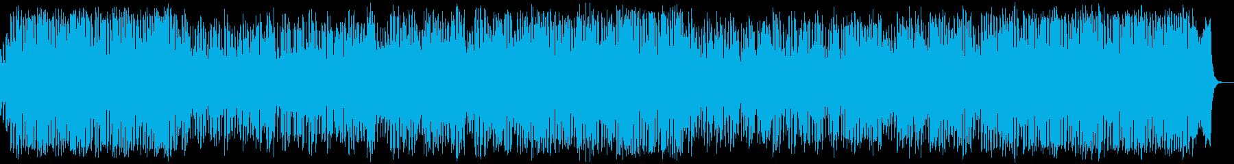 楽しい・スカ・ワクワク・ドッキリの再生済みの波形