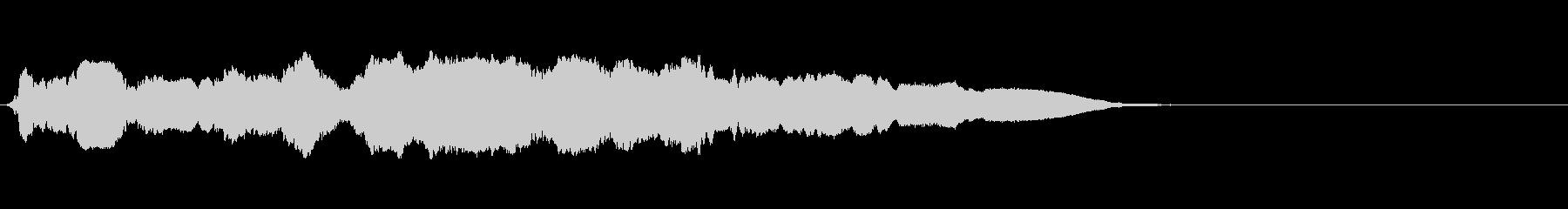 スライドホイッスル:滑走スライドダ...の未再生の波形