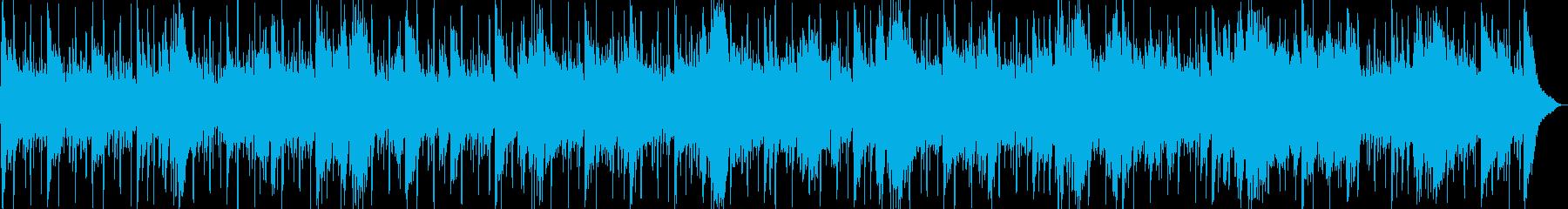 明るい、チェロはエレクトロニカ、イ...の再生済みの波形