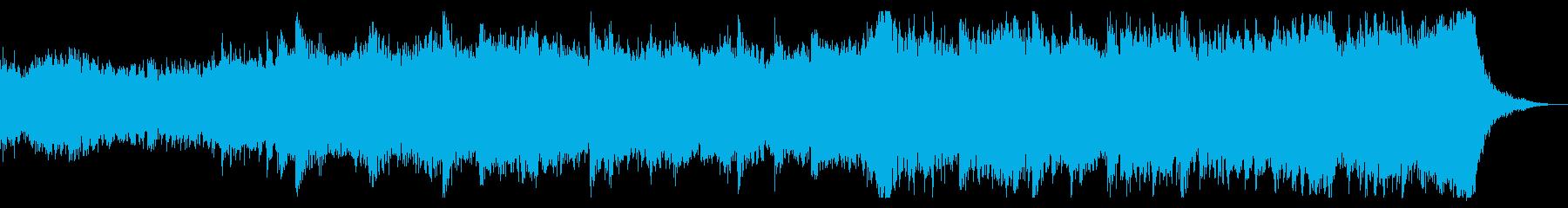 Mysterious Power60声無の再生済みの波形