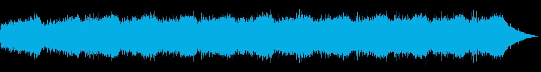 深海、アンビエント、ヒーリングの再生済みの波形