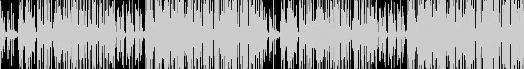 優しくメロウFutureBassループ の未再生の波形