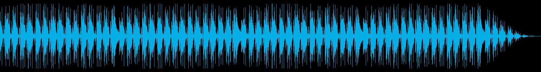 bgm31の再生済みの波形