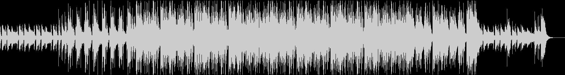 室内BGMっぽいボサノバの未再生の波形