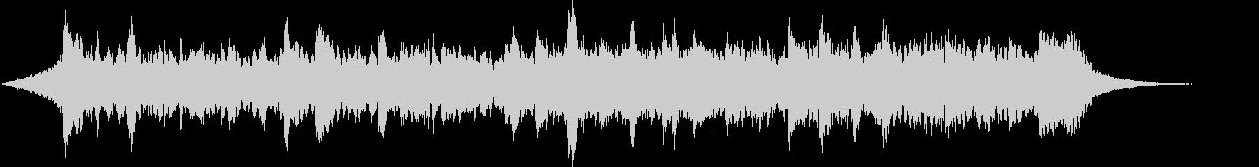 企業VP映像、175オーケストラ、爽快Sの未再生の波形