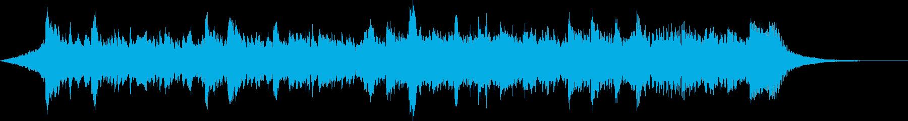 企業VP映像、175オーケストラ、爽快Sの再生済みの波形