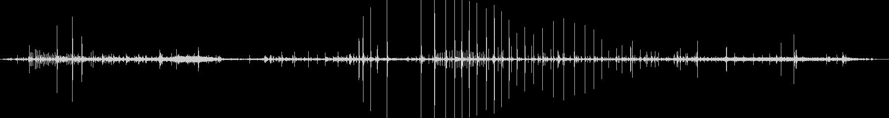 ウィッカーチェア:ムーブメントクリ...の未再生の波形