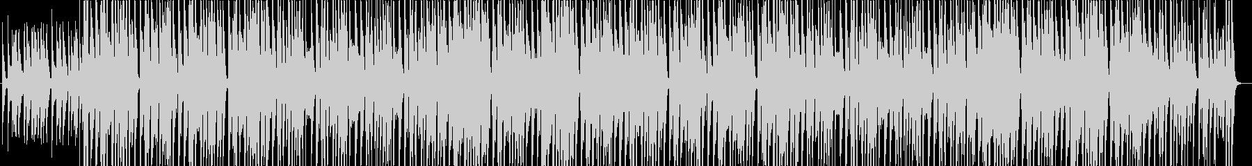 マリンバ・かわいい・オープニング POPの未再生の波形