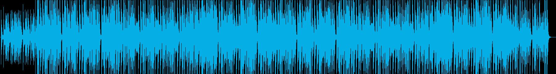 マリンバ・かわいい・オープニング POPの再生済みの波形