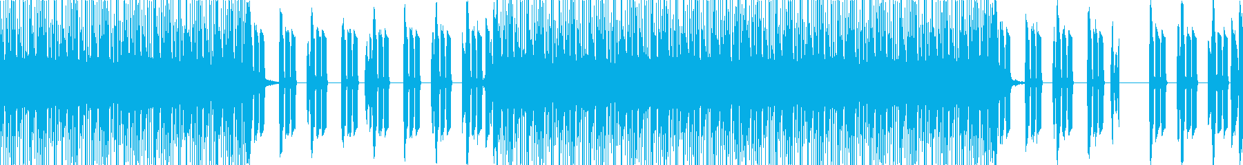 Cool, fashionable, near future electro L's reproduced waveform
