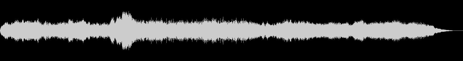 王宮の優雅なファンファーレ/場面転換などの未再生の波形