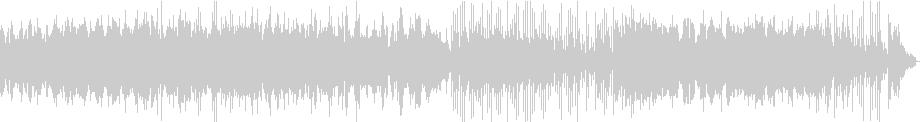 夢 - ドビュッシー・ソフトピアノの未再生の波形