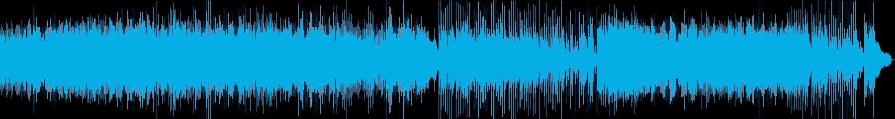 夢 - ドビュッシー・ソフトピアノの再生済みの波形