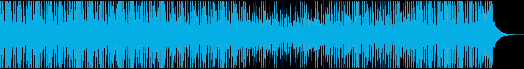 ハウスパーティー(中)の再生済みの波形