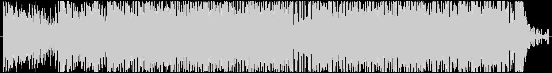 シタールがメインのダンスチックな曲の未再生の波形