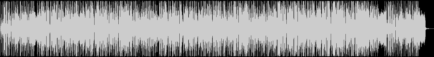 チージーでノリノリ楽しい滝廉太郎のお正月の未再生の波形