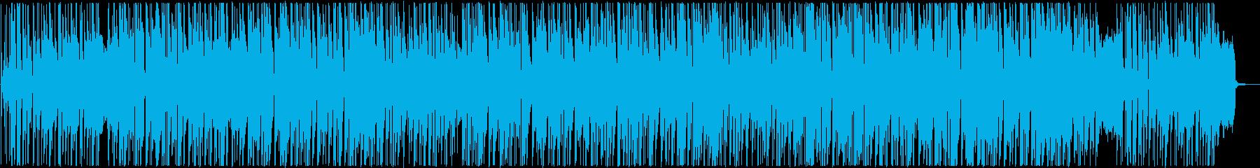 チージーでノリノリ楽しい滝廉太郎のお正月の再生済みの波形