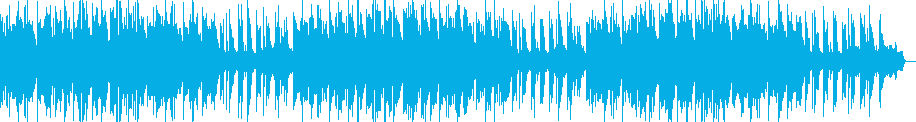 企業VP2 16bit44kHzVerの再生済みの波形