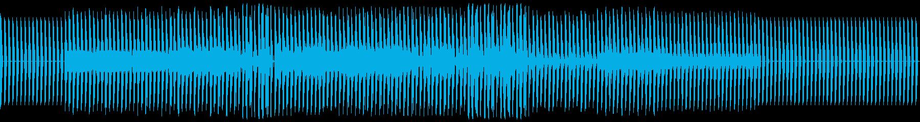 最小限。フィルター溝。ジャングル。の再生済みの波形