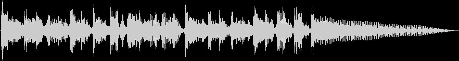バーナードセグ1の未再生の波形