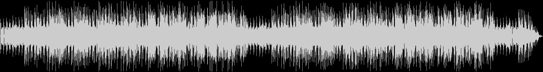 アイヌ×電子音楽の未再生の波形