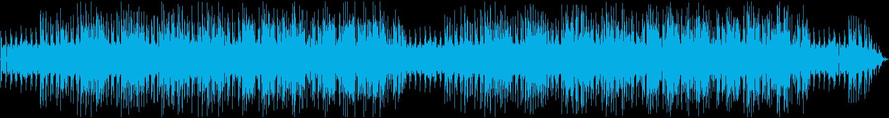 アイヌ×電子音楽の再生済みの波形